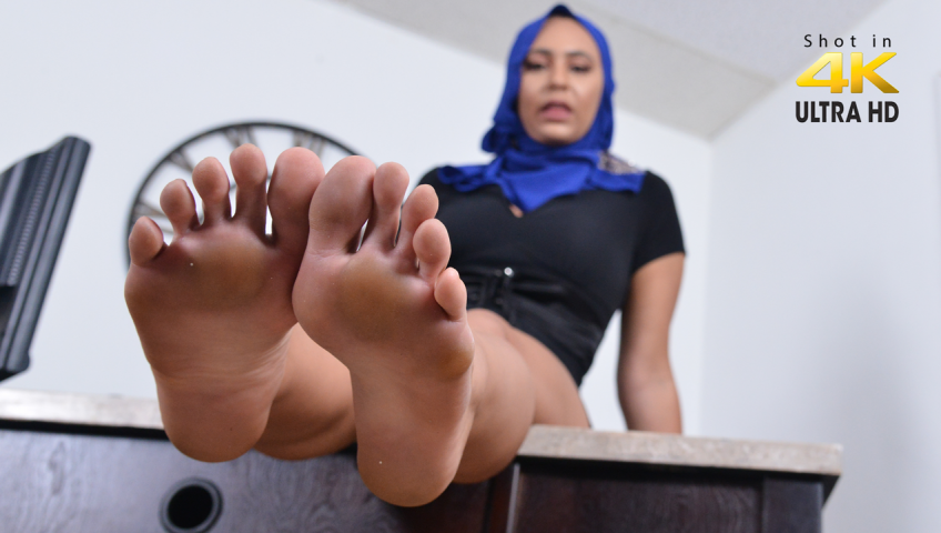 Late for detention pov foot fetish foot worship foot